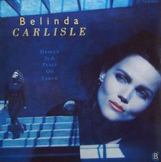 Belinda Carlisle - Heaven is a Place on Earth Single 45 RPM Vinyl Record, MCA Records - Pop, Rock, Original Pressing The Good Place Finale, Earth Day Song, Belinda Carlisle, Rare Vinyl Records, Vintage Records, Back In My Day, B 13, Stitches