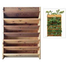 vertical herb garden design - Google Search