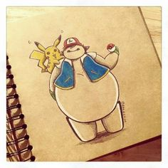 Cute Baymax