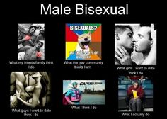 bisexual guy problems - Google Search