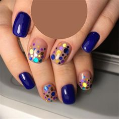 Mixed Color Ultrathin Sequins Nail Glitter Flakes Sparkly DIY Tips Dazzling Paillette Nail Art Decorations Hair And Nails, My Nails, Crome Nails, Confetti Nails, Thin Nails, Glitter Nail Art, Nail Glitter Design, Types Of Nails, Nail Decorations