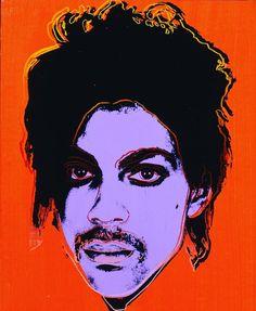 "VICTORIA☆ ""Prince"" Andy Warhol"