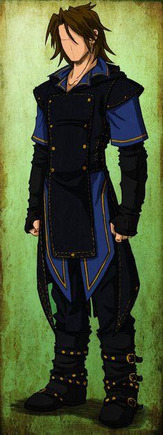 LARP outfit: final design by Arronis