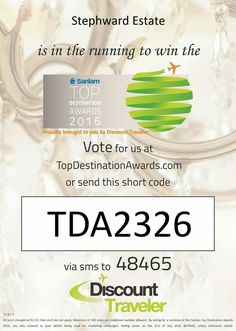 Please sms this mumber and vote for Sable House South Africa, Coast, Style, Swag, Outfits
