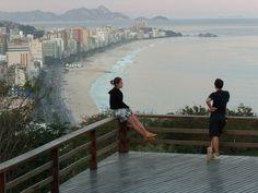 Mirante Dois Irmãos - Leblon - Rio de Janeiro - Brazil