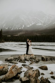 This beautiful mountain wedding at Pyamid Lake Resort in Jasper was adventurous, and real. The overcast mountain weather helped give this wedding a moody vibe. To see more of this Jasper wedding visit Teller of Tales Photography. Forest Wedding, Farm Wedding, Wedding Couples, Wedding Photos, Wedding Ideas, Groom Reaction, Backpacking Tent, Family Tent, Bride And Groom Pictures