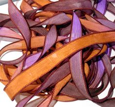 Old Jalopy 42 inch silk ribbon By Color by ColorKissedSingles, $3.00