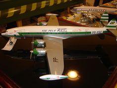 Real Aerovias scale model. by daujotas64, via Flickr.