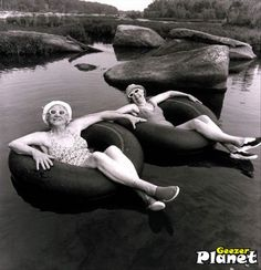 The best way to beat the heat is to keep your tushie cool.