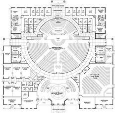 Churches-Fellowship Halls-Daycares-Gyms Building Design — Boye Architecture Auditorium Plan, Auditorium Architecture, Theatre Architecture, Auditorium Design, Sacred Architecture, Architecture Plan, Church Interior Design, Church Stage Design, Building Design Plan
