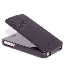 HOCO iPhone 4 4S Flip Leather Case