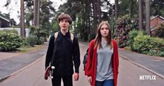 Netflix's take on 'The End of the F***king World' debuts January 5th  ||  Netflix is premiering its adaptation of Charles Forsman's 'The End of the F**king World' on January 5th. https://www.engadget.com/2018/01/02/netflix-premieres-end-of-the-fing-world-january-5/?utm_campaign=crowdfire&utm_content=crowdfire&utm_medium=social&utm_source=pinterest