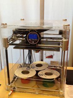 3 D-tulostin Sovellossa