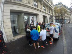 #boostbirhakeim - Run Shopping Novembre - Avant le départ - @bbirhakeim