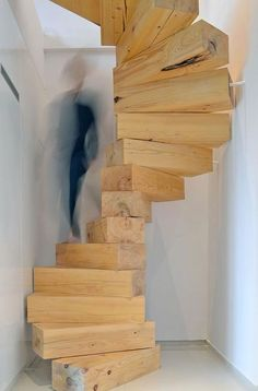 10 Spectacular Space-saving Spiral Stairs Designs