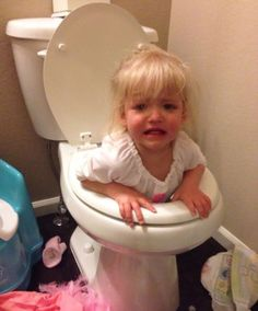 Potty Training Is Not Going As Planned