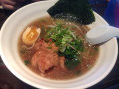 Shoyu ramen... The best ramen ever.. Better than little Tokyo!! @ kanpai in Glendale ca