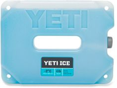 YETI specializes in making things tough and keeping things ridiculously cold, and this ice pack is no exception. Its custom shape maximizes durability and helps it freeze quickly in your freezer. Available at REI, 100% Satisfaction Guaranteed.