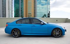 2013 BMW 335i M Performance Sport Pkg. Sedan TwinPower Turbo - 6 Spd