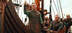 Bjorn Floki and Hvitserk Vikings Ragnar, Vikings Tv Show, Ragnar Lothbrok, Vikings Tumblr, Viking Aesthetic, Vikings Season 4, Floki, What About Tomorrow, Shield Maiden