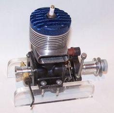 Very Nice 1946 Mccoy 60 Spark Ignition Racing Model Airplane Engine | eBay