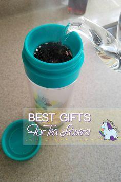 Tea Lover Gifts – Best Tea Gift Guide via @jennifersoltys