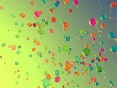 Ballons, baloons, ballons...