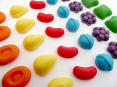 Set of 30 Candy Crush Saga edible sugar cake topper