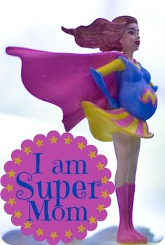 Have your children blessed you with super powers like Ninja Stealth or Super Human Hearing? Find out my Mommy Super Powers and share your own.