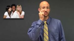 Learn how to sign ethnicities in American Sign Language (ASL). Vocabulary included are: ETHNICITY, ARAB, ASIAN, BLACK, HISPANIC, INDIAN, NATIVE-AMERICAN, and...
