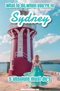 If you're traveling around Australia and wondering what to do when you're in Sydney, there are a number of absolute must-do's. I listed the 5 best ones for you :) Beautiful Ocean, Most Beautiful Beaches, Beautiful Places, Australia Honeymoon, Australia Travel, Luna Park Sydney, Visit Sydney, Harbor Bridge, Bondi Beach