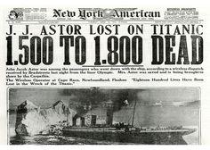 Titanic History, always a mystery