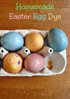 Why use chemicals when you can make your own homemade Easter egg dye? This recipe is a fun science experiment for kids.