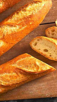 This post is also available in: English (Inglés) Bread Recipes, Cooking Recipes, Healthy Recipes, Sourdough Recipes, Pan Baguette Receta, Bolillo Recipe, Basic Bread Recipe, Traditional French Recipes, Boricua Recipes