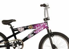 Bici bikers. #bike #stickers #Rabbit #squirrel