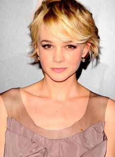 Actresses With Pixie Cuts | The Best Short Hairstyles for Women 2015