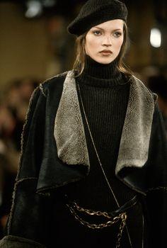 Kate Moss per Donna Karan   - Gioia.it