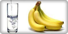 Als je een banaan eet met een kopje warm water net nadat je wakker wordt zal dit een magisch effect op je gewicht hebben. Het dieet staat bekend als de