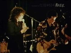 The Motels - 'Total Control' (Live) -with thanks to Miss Whistle for the reminder!