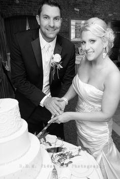 Time for some cake. R.E.M. Wedding. www.remvp.com