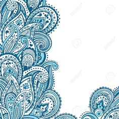 Image result for india paisley vector