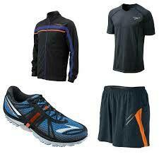 Running male cloth