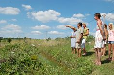We now offer great tours in our permaculture garden