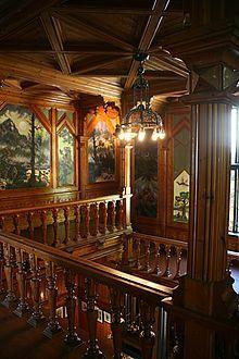 Villa Fridheim – Wikipedia