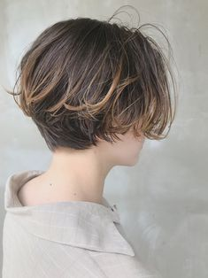 Tomboy Hairstyles, Cool Hairstyles, New Hair, Salons, Short Hair Styles, Hair Makeup, Hair Color, Hair Beauty, Fashion Tips
