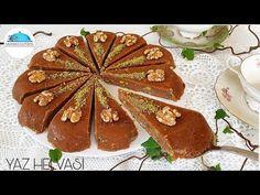 İFTARA HELVALARIN SULTANI YAZ HELVASI Tarifi💯3 gün Taptaze👌Tatli tarifleri#Masmavi3mutfakta - YouTube Iftar, Viera, Kefir, Waffles, Matcha, Eat, Breakfast, Desserts, Blog