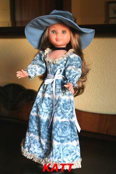 Yo colecciono muñecas ¿ Y tu ?: Años 70 - LLega Nancy