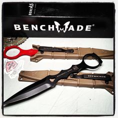 Benchmade SOCP. Really like benchmade, they have some autos I REALLY want