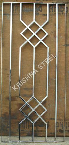 Promising stressed diy metalworking click resources Grill Gate Design, Iron Window Grill, Window Grill Design Modern, Balcony Grill Design, Balcony Railing Design, Door Gate Design, Window Design, House Grill Design, Steel Grill Design
