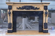 Marble Fireplace Mantel, Marble Fireplaces, Fireplace Mantels, French, Ebay, Beautiful, Home Decor, Style, Swag